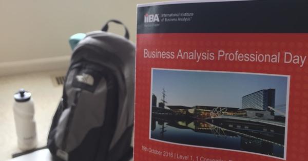 Conference Summary: IIBA Melb 2016