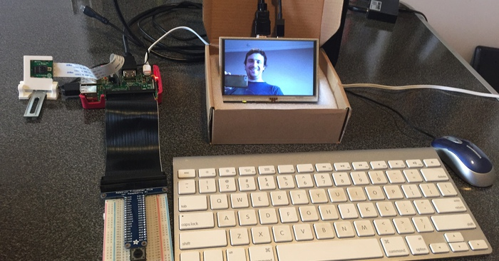 Photo Booth (Part 2): Getting started with Pi and PiCamera